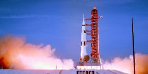 """Hopefully this film proves that when a great many people come together, they can do something good,"" said Apollo 11 director Todd Douglas Miller."