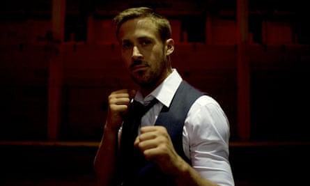 Ryan Gosling in Only God Forgives.
