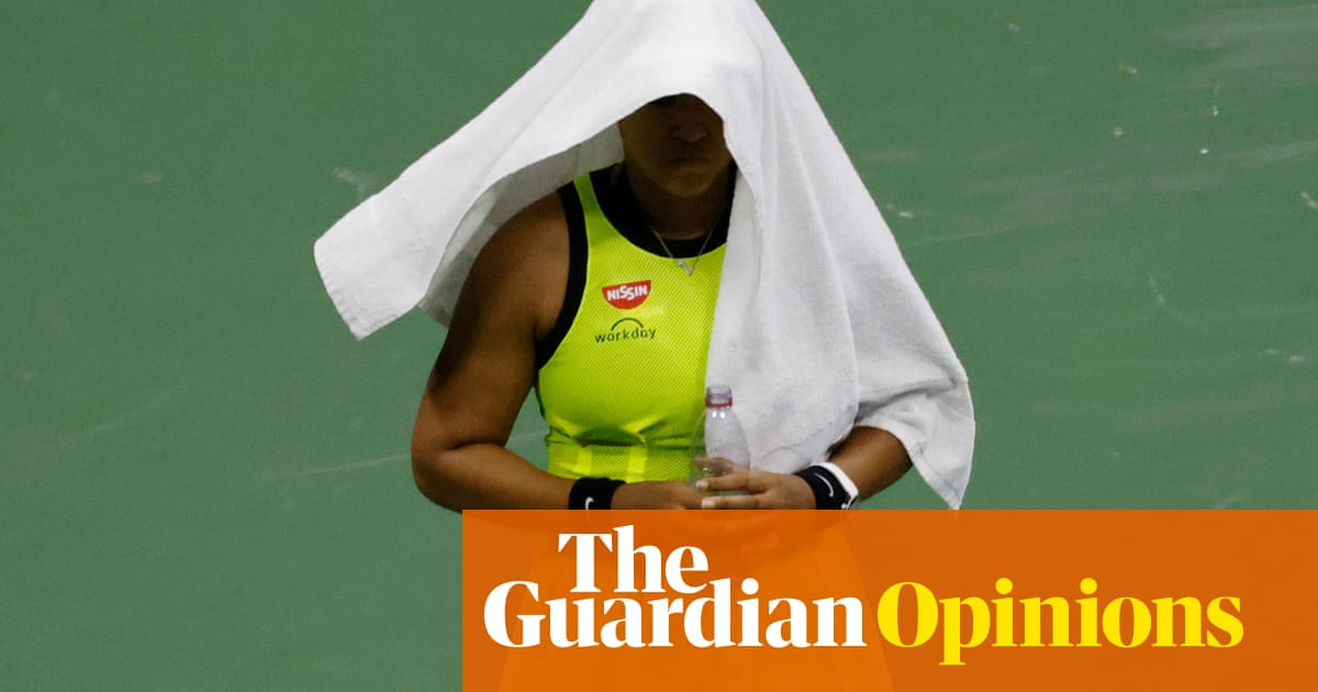 Ceaseless noise of judgment has dehumanised young sport stars