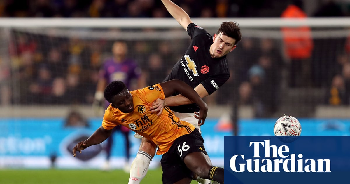 Manchester United's Harry Maguire faces long absence with hip injury