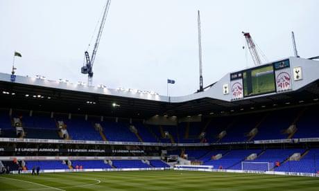 Tottenham Hotspur v Stoke City: Premier League –live!