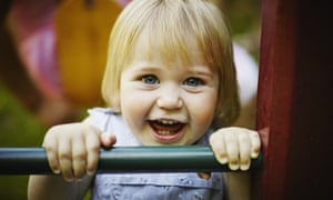 Toddler etiquette: 'I may teach mine to boo and call it a day.'