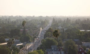 Life in San Joaquin valley, the place with the worst air pollution