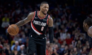 Damian Lillard: 'I guess if somebody's going to beat my record, it's good to be me