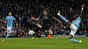 Manchester City V Juventus Champions League As It Happened Football The Guardian