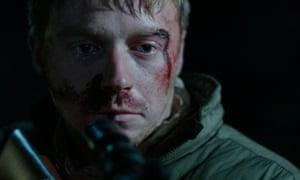 Vaughn (Jack Lowden) in CALIBRE (credit Calibre Films Ltd)