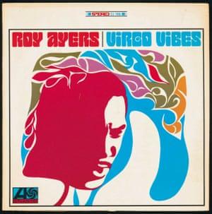 ROY AYERS, VIRGO VIBES (ATLANTIC), HAIG ADISHIAN (DESIGN), DICK LUPPI (cover illustration), 1967