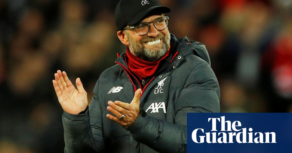 Klopp only thinking of Liverpool beating Tottenham, not more records