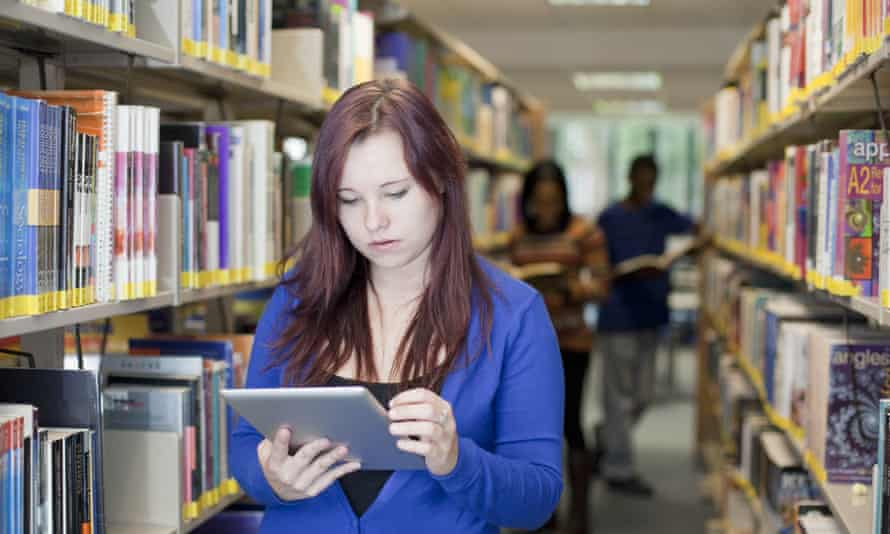 Universities shouldn't assume too much digital know-how among their students.