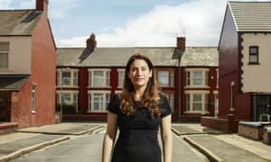 'Everything is much more polarised': Luciana Berger in her Watertree constituency.