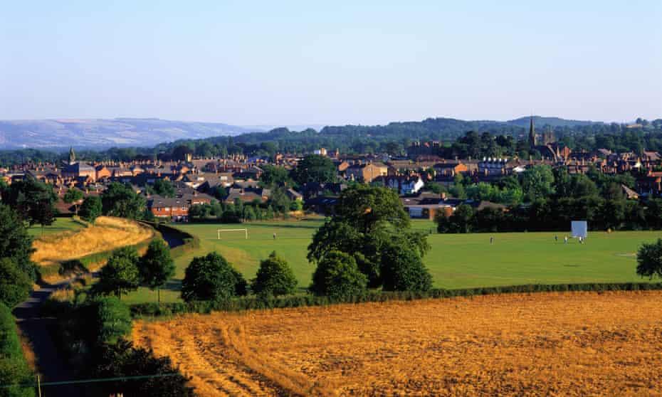 Oswestry, Shropshire
