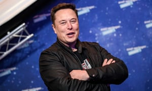 Elon Musk, the founder of Tesla, is another member of the super-rich whose vast fortune has expanded during the pandemic.