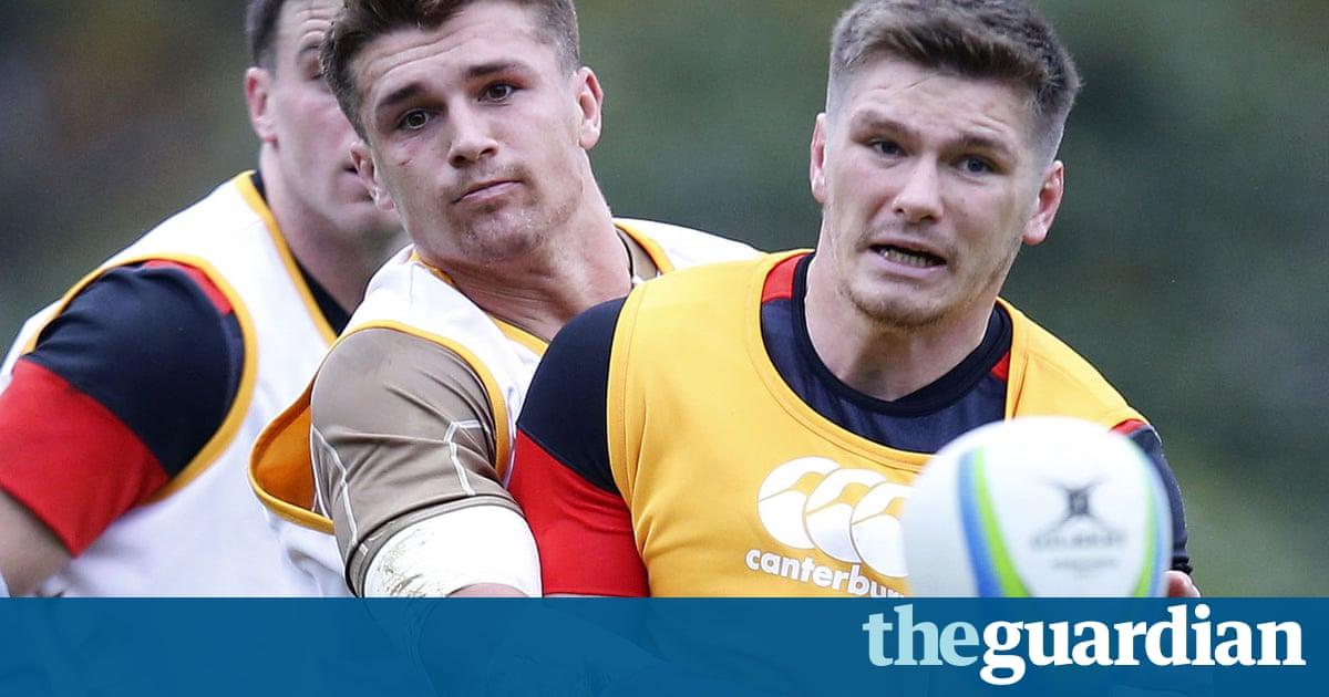 Eddie Jones urges England to 'physically dominate' Australia