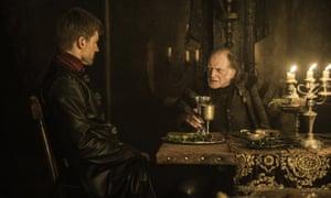 Jaime with Walder Frey.