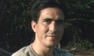 Bijan Ebrahimi was punched and kicked until he was unconscious.
