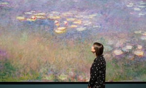 Thoroughly pleasant … Painting the Modern Garden: Monet to Matisse.