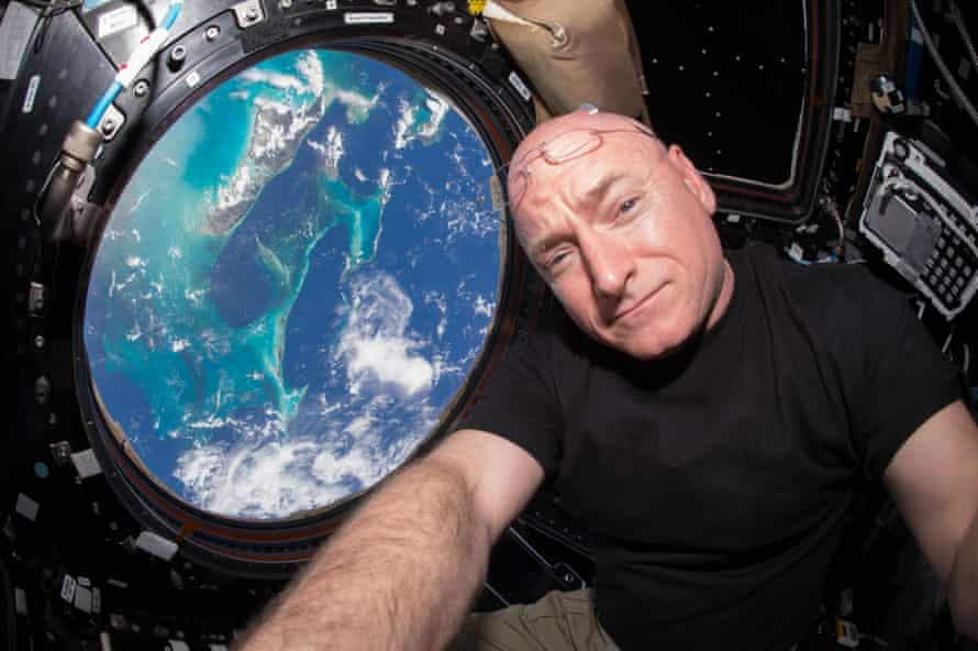 American astronaut Scott Kelly returned to Earth on 3 March, 2016, after completing 522 days living in space over four missions.
