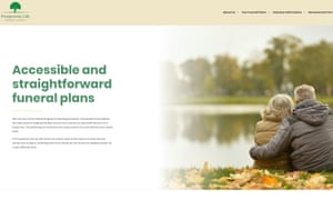 Prosperous Life website