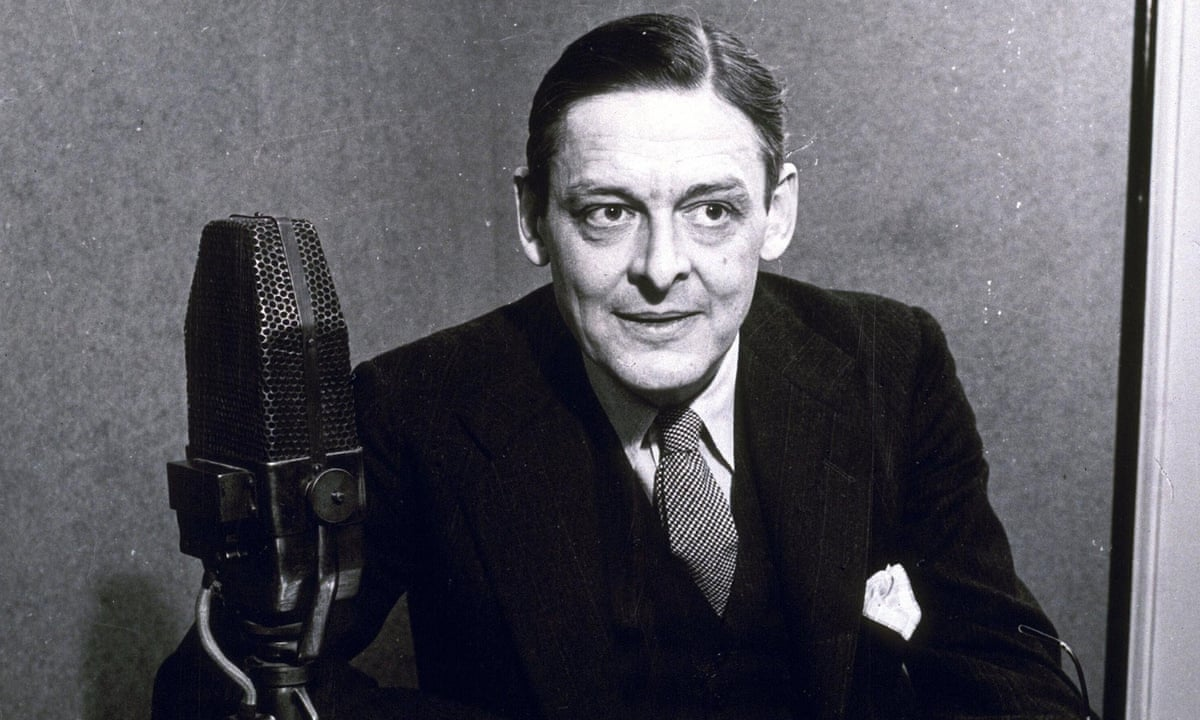 a biography of ts eliot one of the major poets of the 20th century