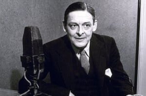 'A dedicated cat man' … TS Eliot in 1941.