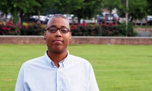 'I was born with an intersex body, and it caused so much alarm and disgust that they tried to put me in one box, and it failed,' said Sean Saifa Wall, an intersex Atlanta resident.
