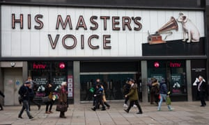 the very first HMV store was opened by the Gramophone Company at 363 Oxford Street, London.