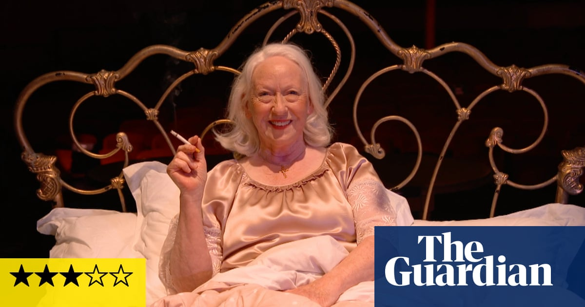 The Saviour review – gripping two-hander tackles lifelong effects of abuse