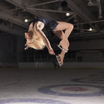 Wendy McMurdo ice skater dundee