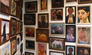 paula modersohn becker paintings