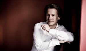 Powerful performance ... Marc Albrecht conducts the Netherlands Philharmonic.