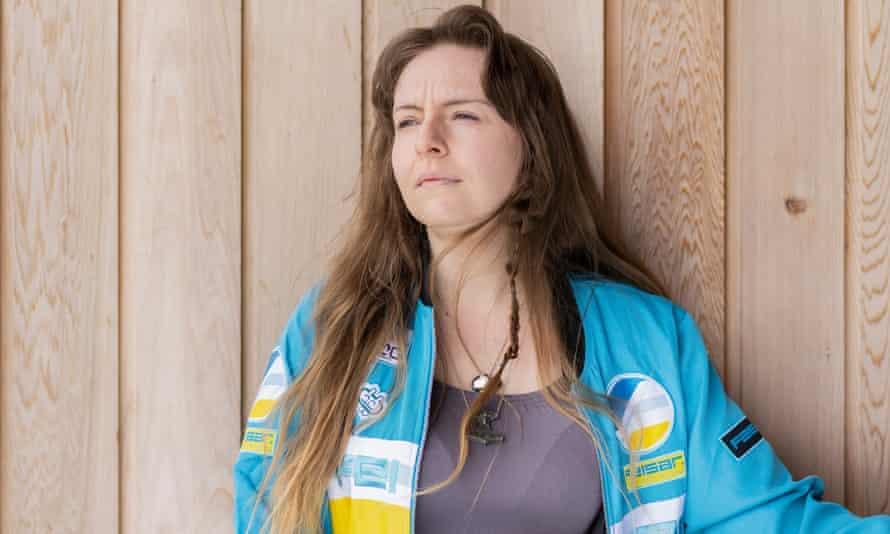 Rachel Warwick, who is allergic to water
