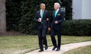 Obama and Biden: the internet's favorite 'bromance'.