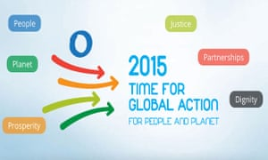 Civil society welcome agreed sustainable development goals.