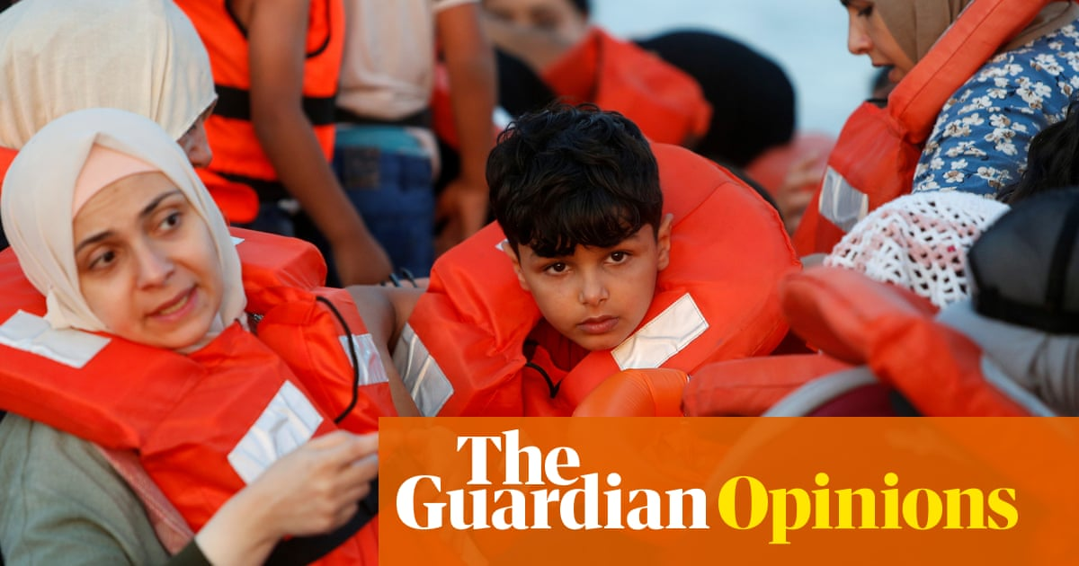 The Guardian view on Fortress Europe: a continent losing its moral compass