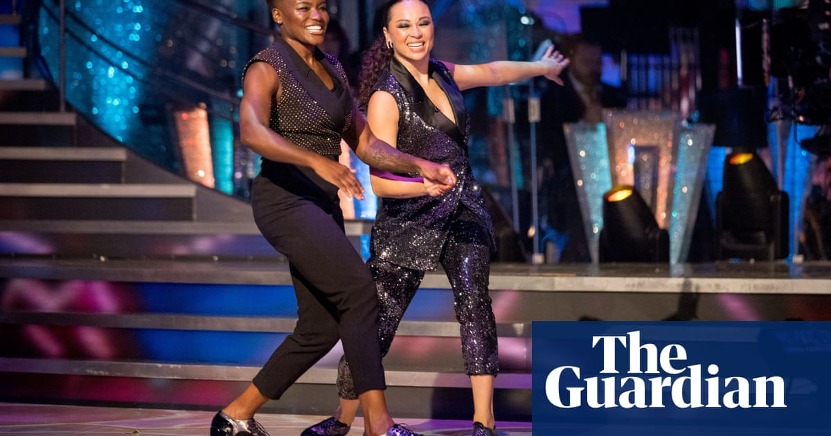 Strictly Come Dancing opener with first same-sex couple proves a hit