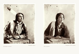 Feather Indian, Dot Indian