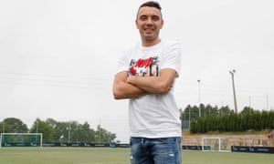 Celta Vigo's Iago Aspas says: 'I don't have to prove anything to anyone; I just have to help my team. I have to be the player I've been this season.'