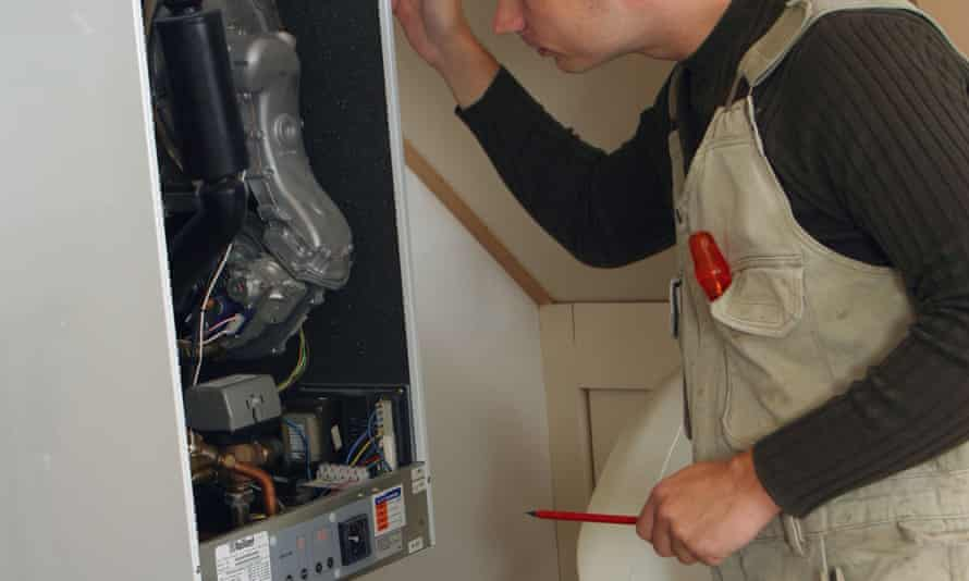 Power failure … what is beyond repair to one plumber is a £150 bill for another.