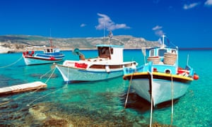 Karpathos island in the Dodecanese.