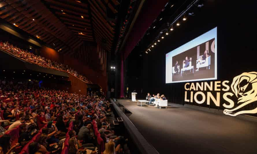 Top Right has seen an improvement in profitability as the parent company of the Cannes Lions advertising festival.