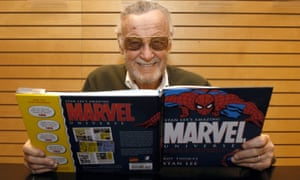 stan lee, founder of Marvel