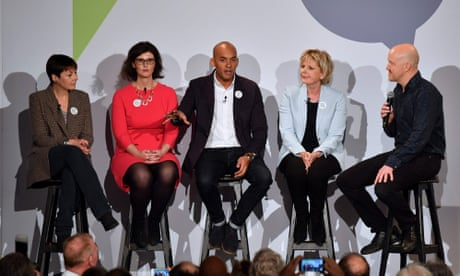 Brexit: MPs from four parties jointly launch push for people's vote campaign