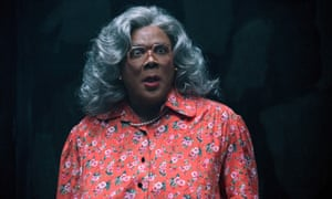 Tyler Perry as Mabel Simmons.