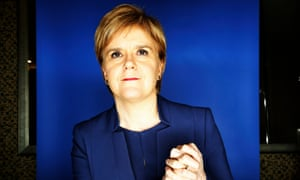 Sturgeon says legislation for a second poll has been shelved until after Scotland has scrutinise the details of the UK government's final Brexit deal.