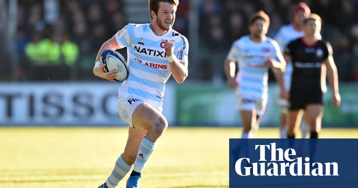 Racing 92 have learned from Champions Cup final defeats, says Henry Chavancy