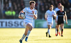 Louis Dupichot has been selected on the Racing 92 right wing for the Champions Cup final against Exeter.