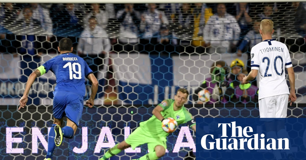 Euro 2020 roundup: Italy beat Finland and Norway claim draw with Sweden