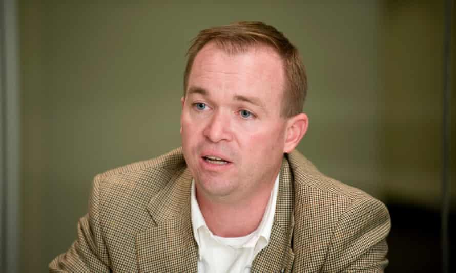 Mick Mulvaney in October 2009.