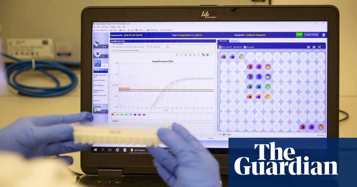 Covid testing failures at UK lab 'should have been flagged within days'