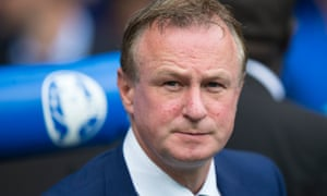 Michael O'Neill will hope to further enhance his reputation further when his Northern Ireland side take on World Cup winners Germany on Friday.